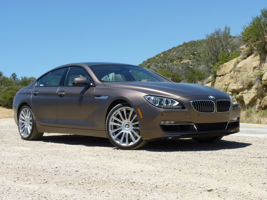 2013 BMW 640i Gran Coupe photo - 3