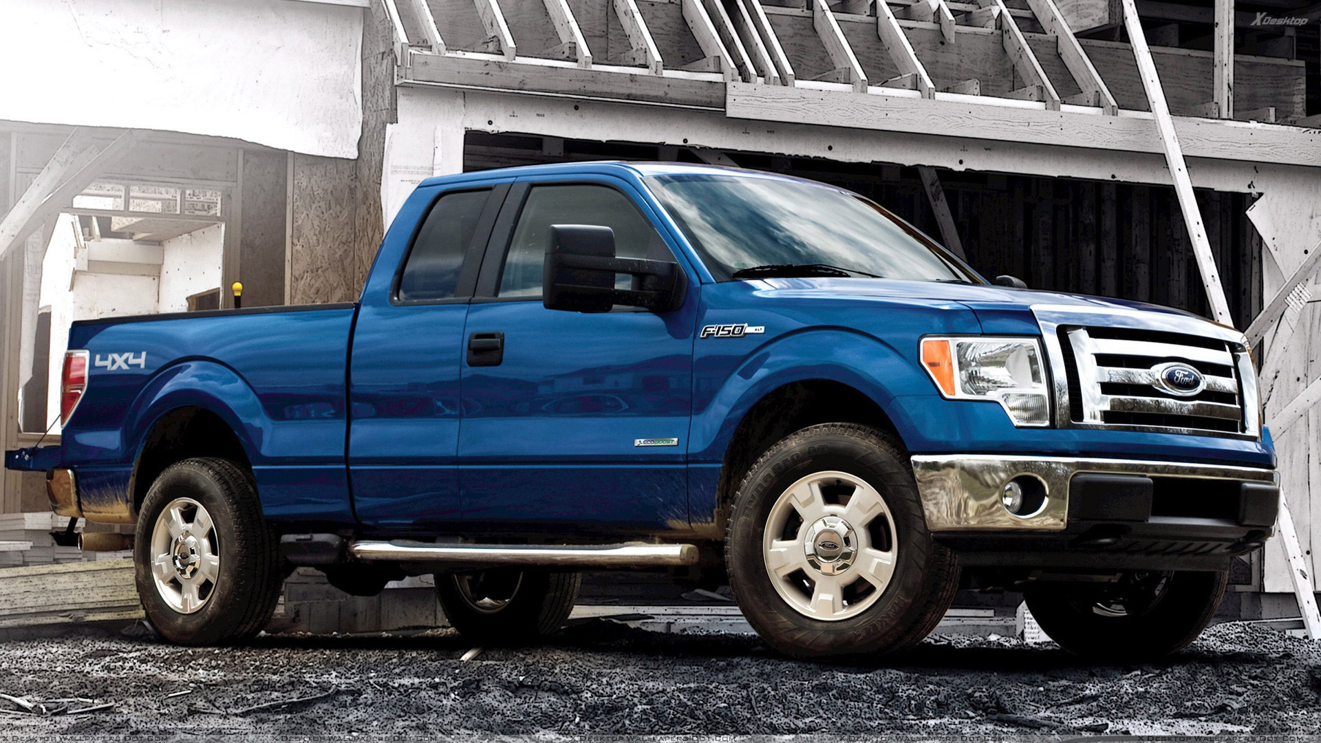 2013 Ford F 150 photo - 1