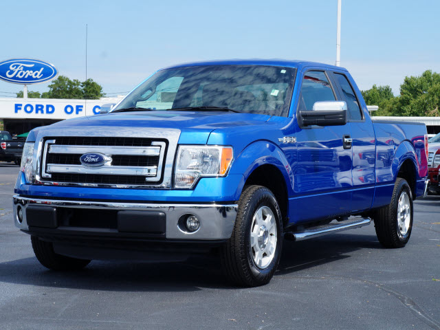2013 Ford F 150 photo - 2