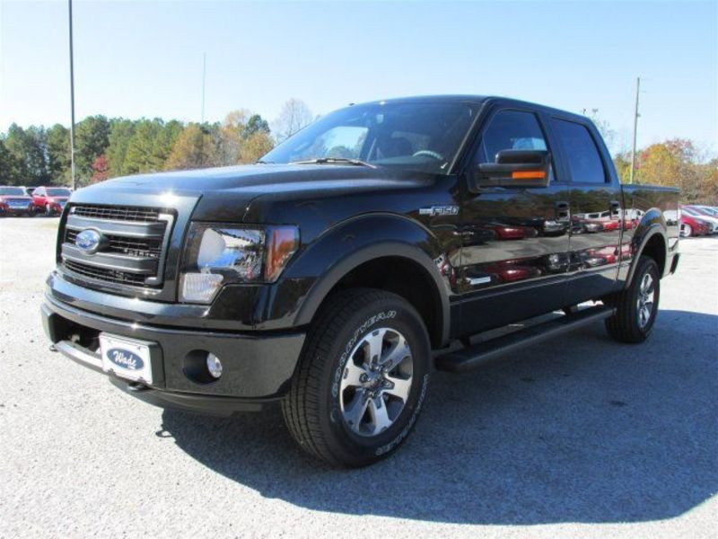 2013 Ford F 150 photo - 3