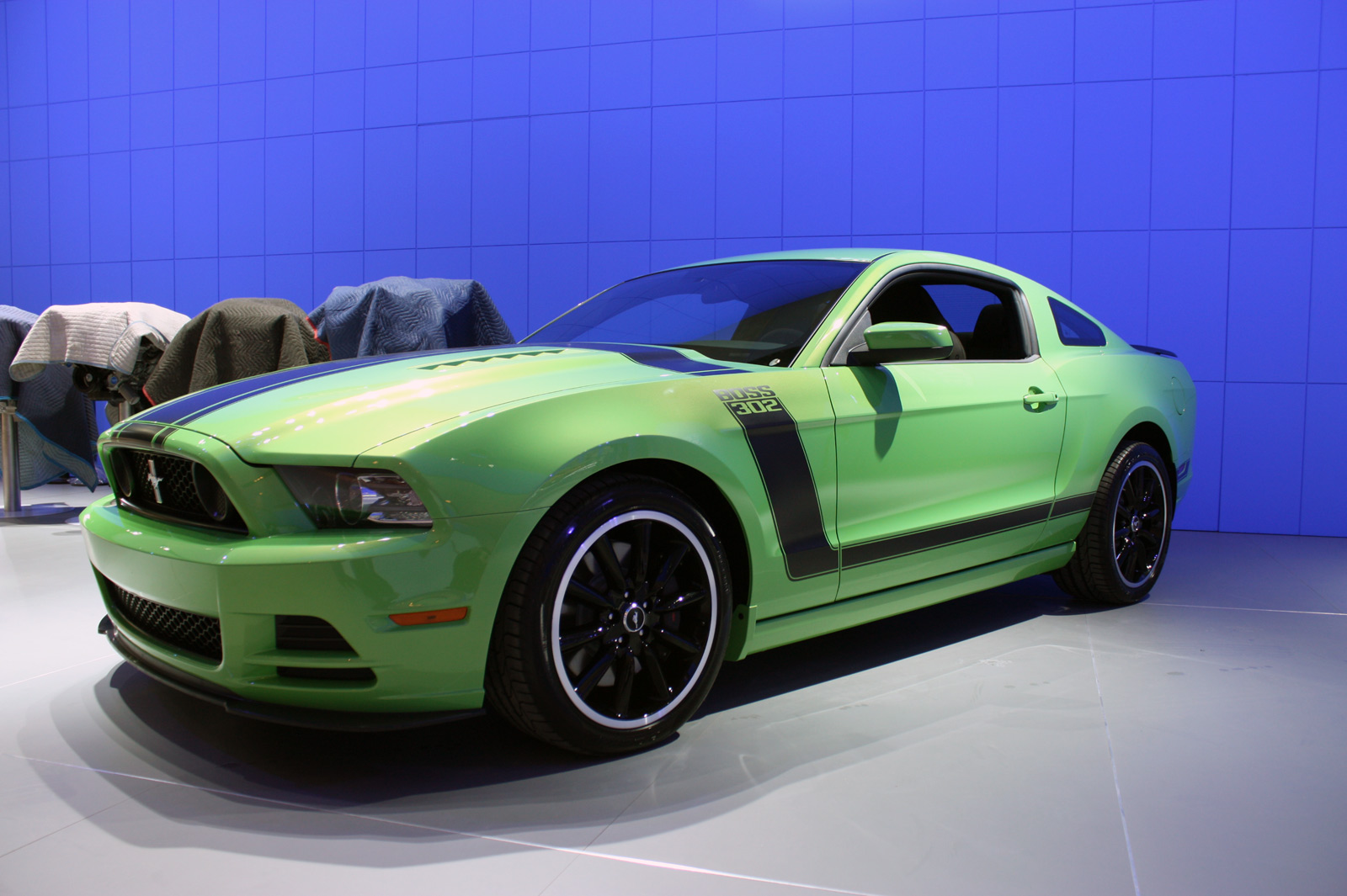 2013 Ford Mustang Boss 302 photo - 1