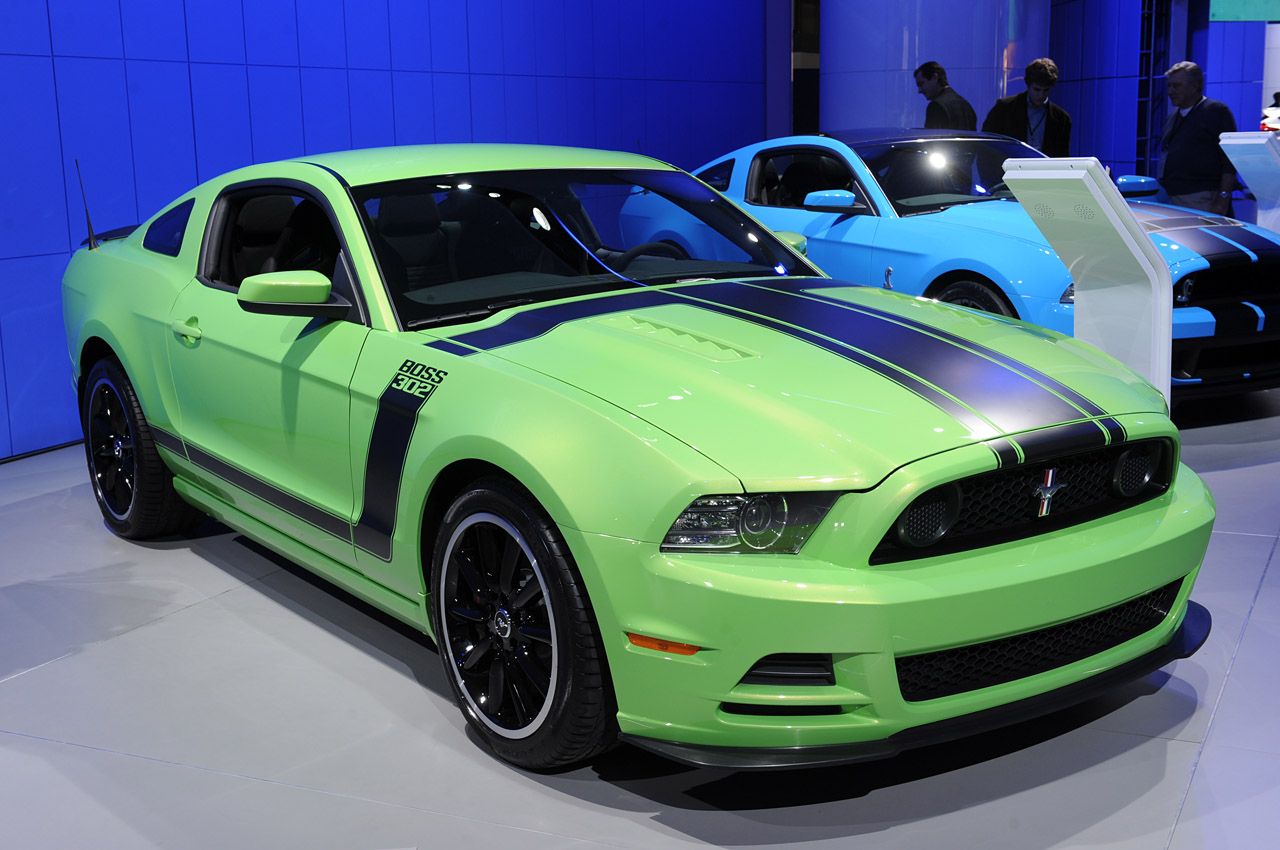 2013 Ford Mustang Boss 302 photo - 2