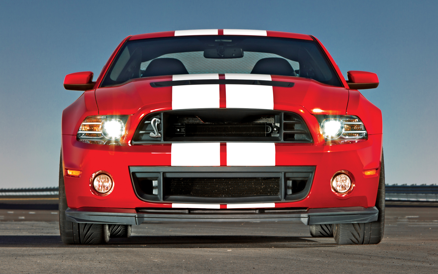 2013 Ford Mustang Shelby GT500 Cobra photo - 2