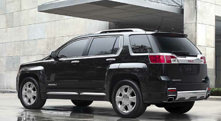 2013 GMC Terrain Denali photo - 3