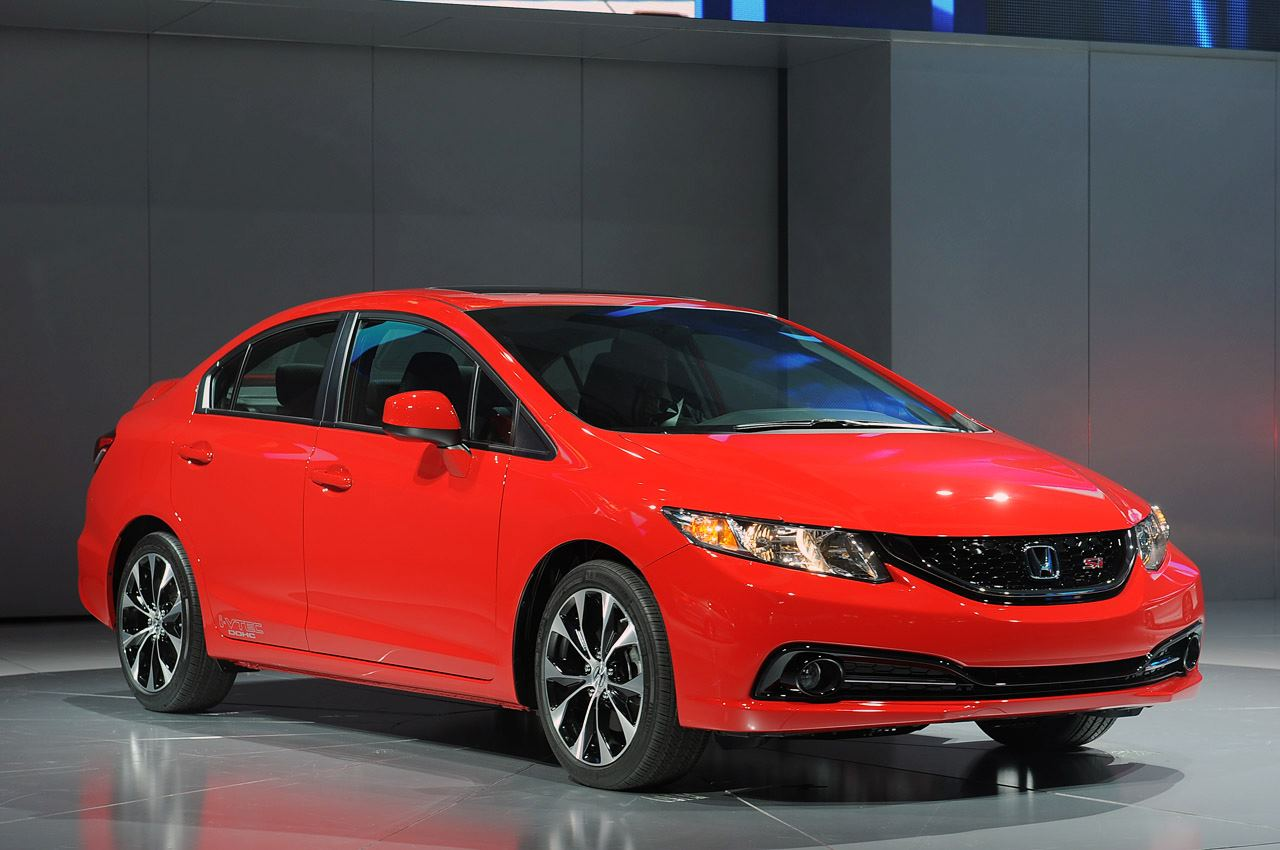 2013 Honda Civic Sedan photo - 1