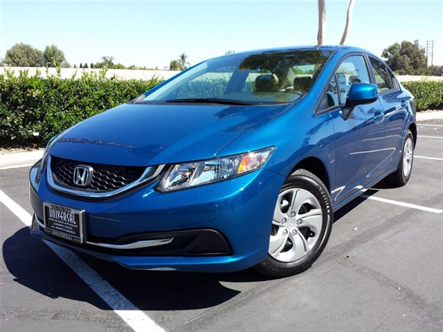 2013 Honda Civic Sedan photo - 2