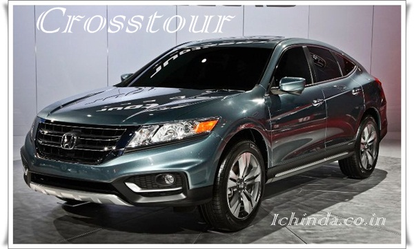 2013 Honda Crosstour Concept photo - 2