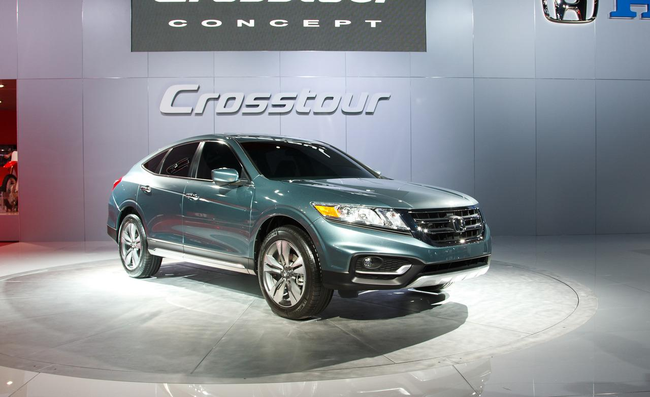 2013 Honda Crosstour Concept photo - 3