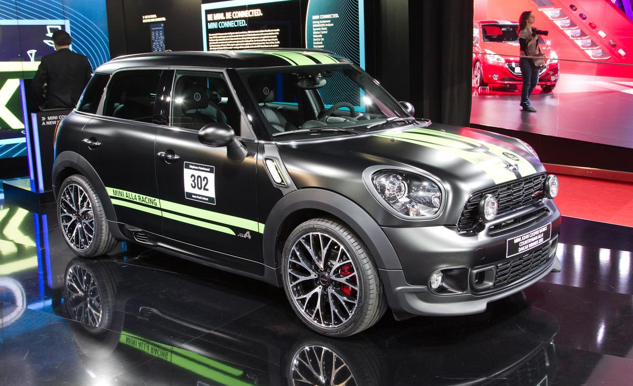 2013 mini countryman john cooper works car photos catalog 2018. Black Bedroom Furniture Sets. Home Design Ideas