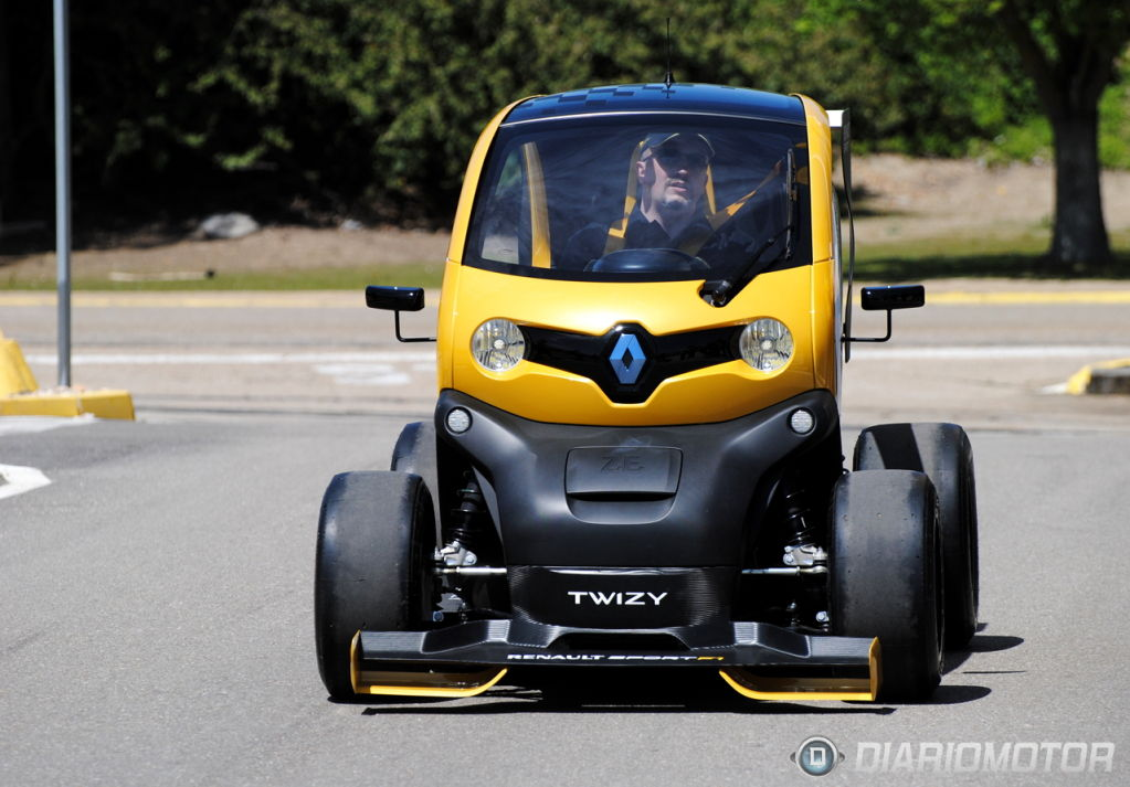 2013 renault twizy rs f1 concept car photos catalog 2018. Black Bedroom Furniture Sets. Home Design Ideas