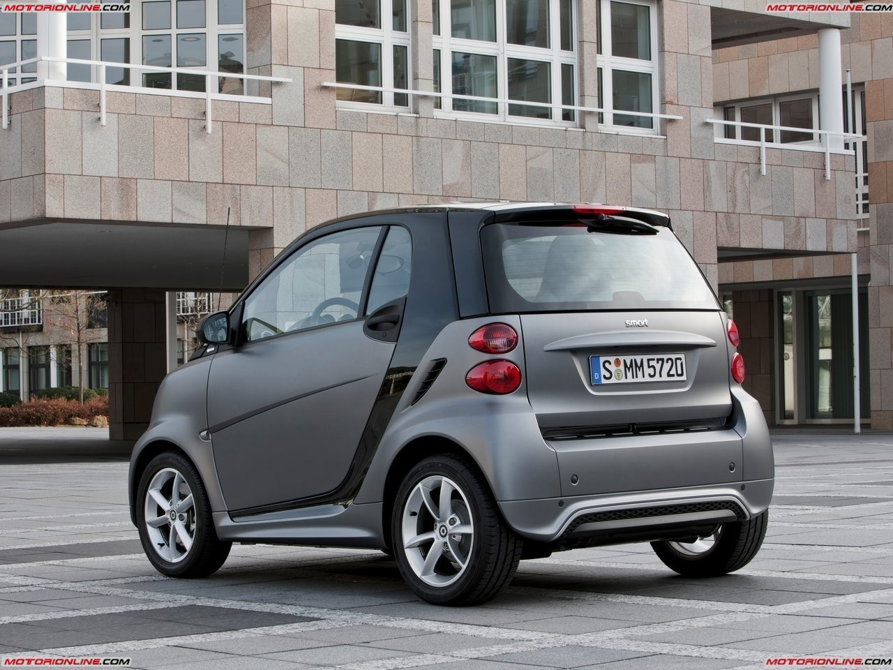 2013 Smart fortwo photo - 1