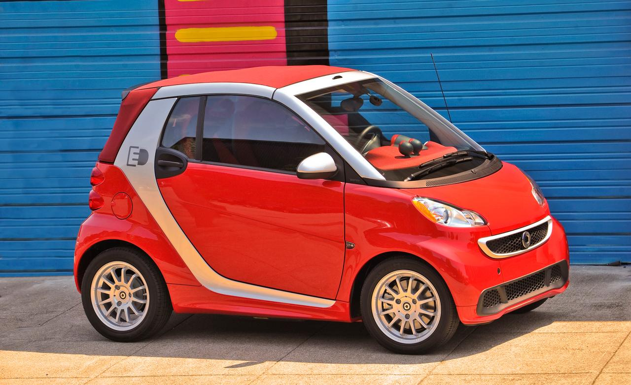 2013 Smart fortwo photo - 2