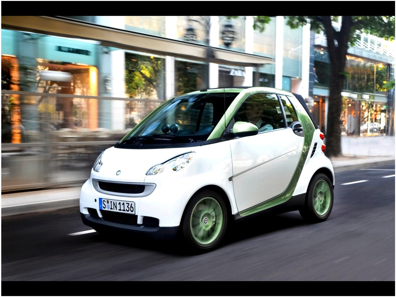 2013 Smart fortwo electric drive photo - 2