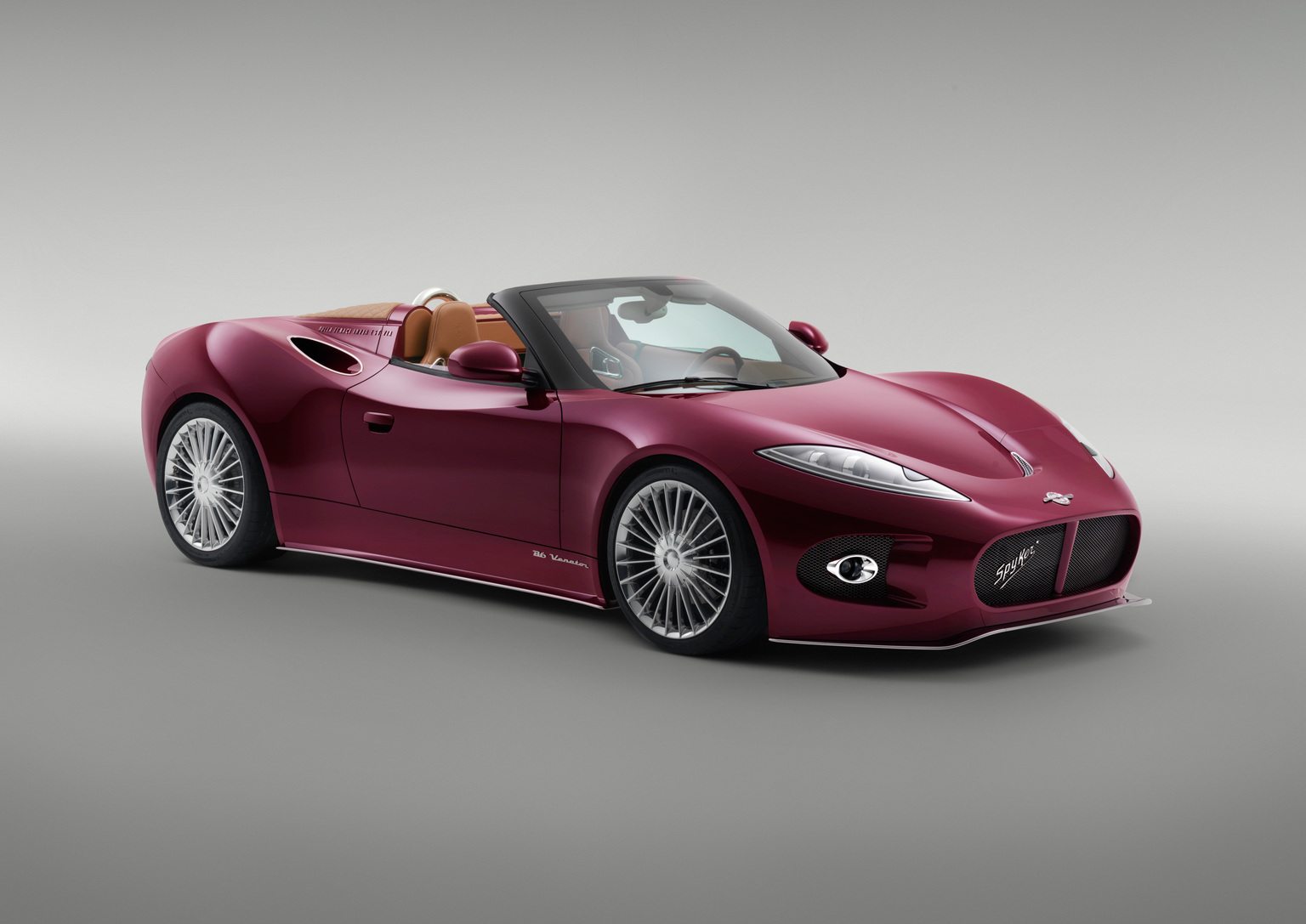 2013 Spyker B6 Venator Concept photo - 1
