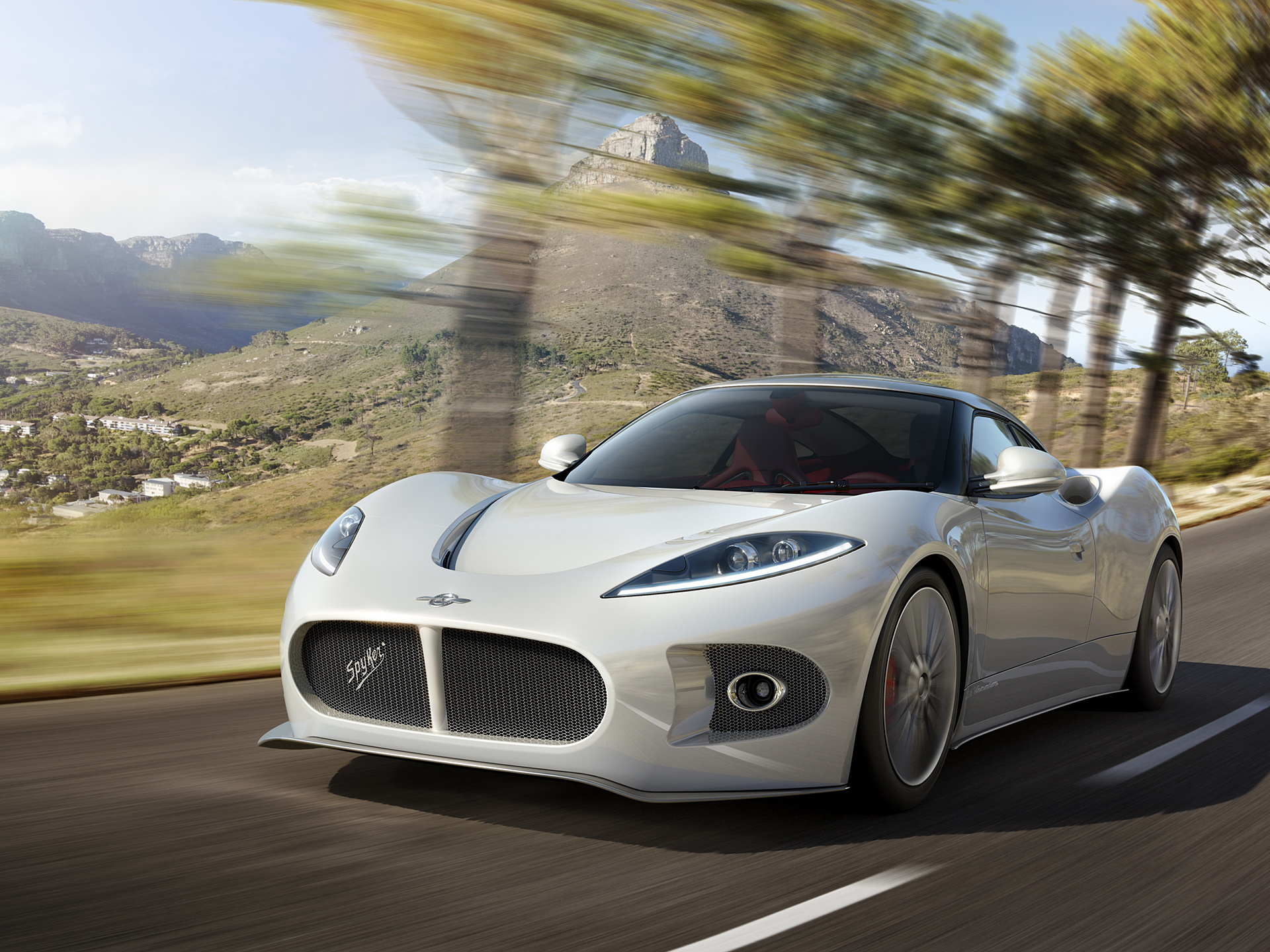 2013 Spyker B6 Venator Concept photo - 2