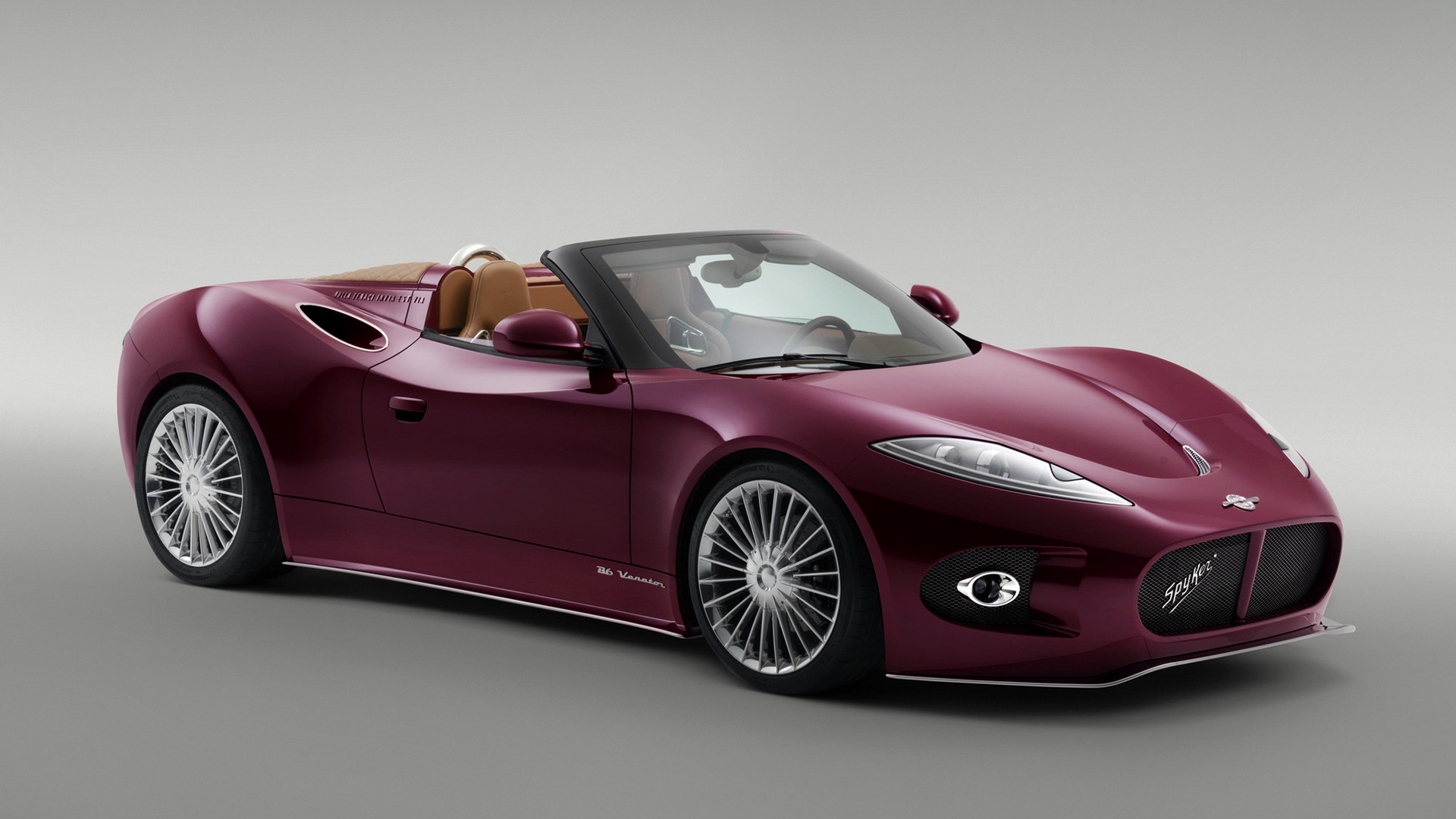 2013 Spyker B6 Venator Concept photo - 3