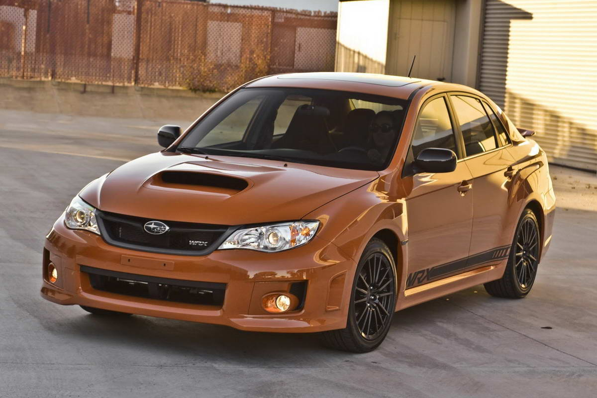 2013 Subaru Impreza WRX STI Special Edition photo - 2