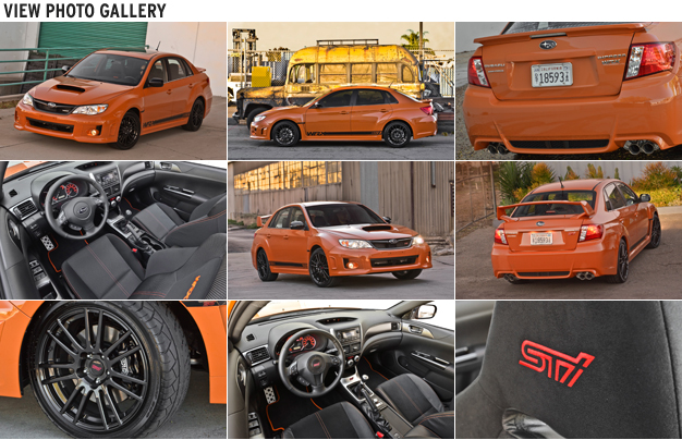 2013 Subaru Impreza WRX STI Special Edition photo - 3
