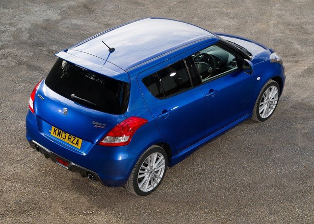 2013 Suzuki Swift Sport 5 door photo - 3