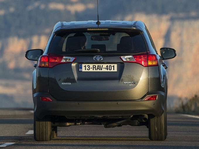2013 Toyota RAV4 EU Version photo - 1