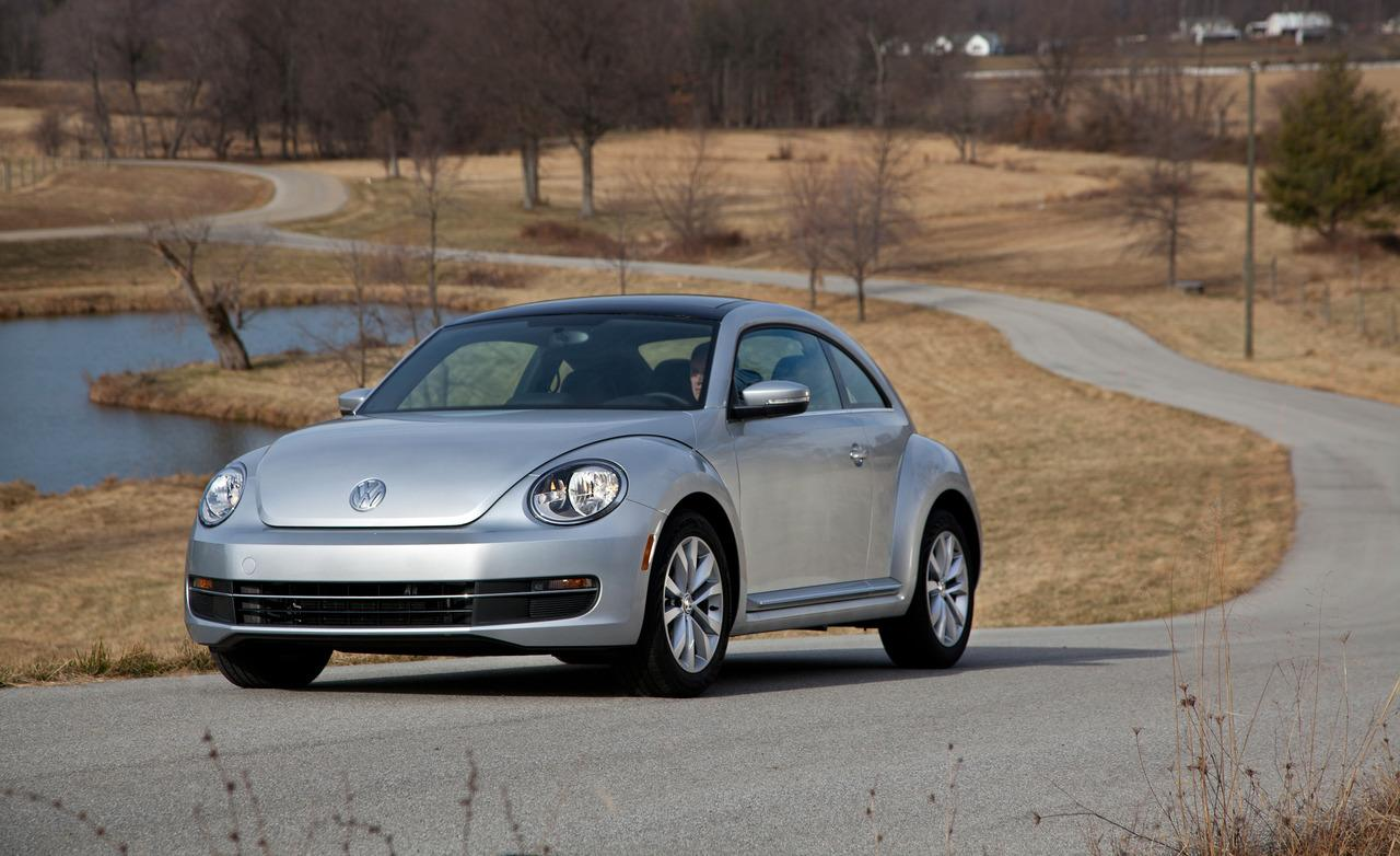 2013 Volkswagen Beetle TDI photo - 1
