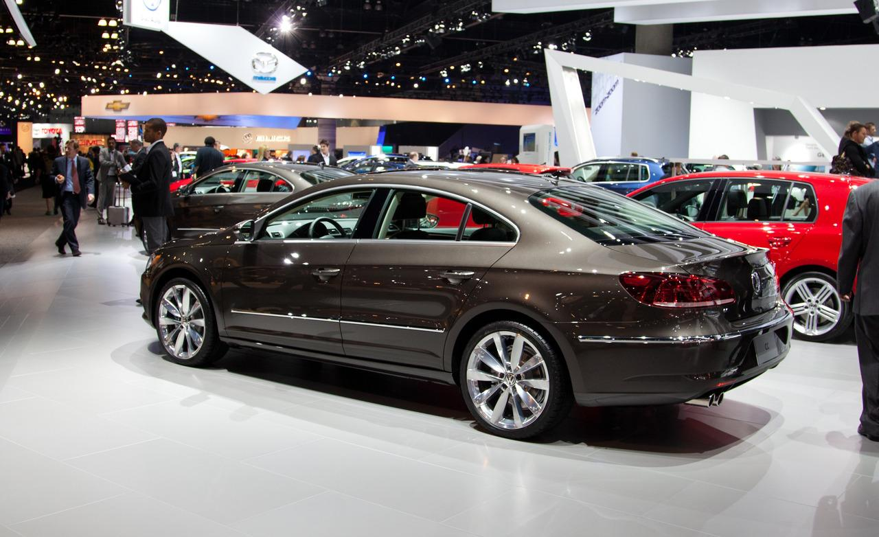 2013 Volkswagen CC photo - 2