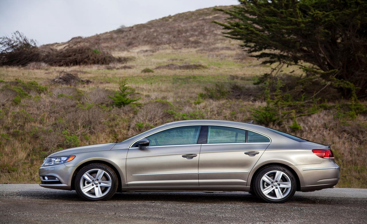 2013 Volkswagen CC photo - 3