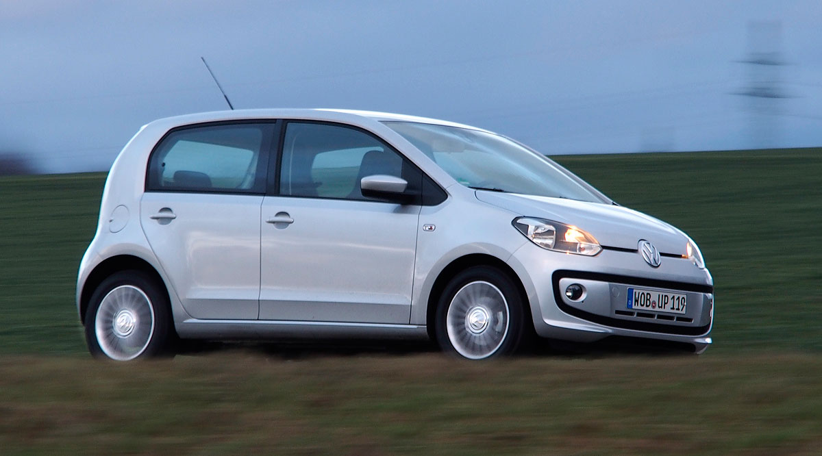 2013 Volkswagen Eco Up photo - 1
