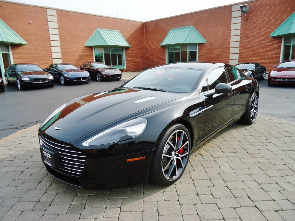 2014 Aston Martin Rapide S photo - 1