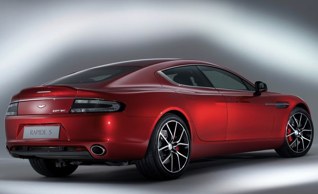 2014 Aston Martin Rapide S photo - 3