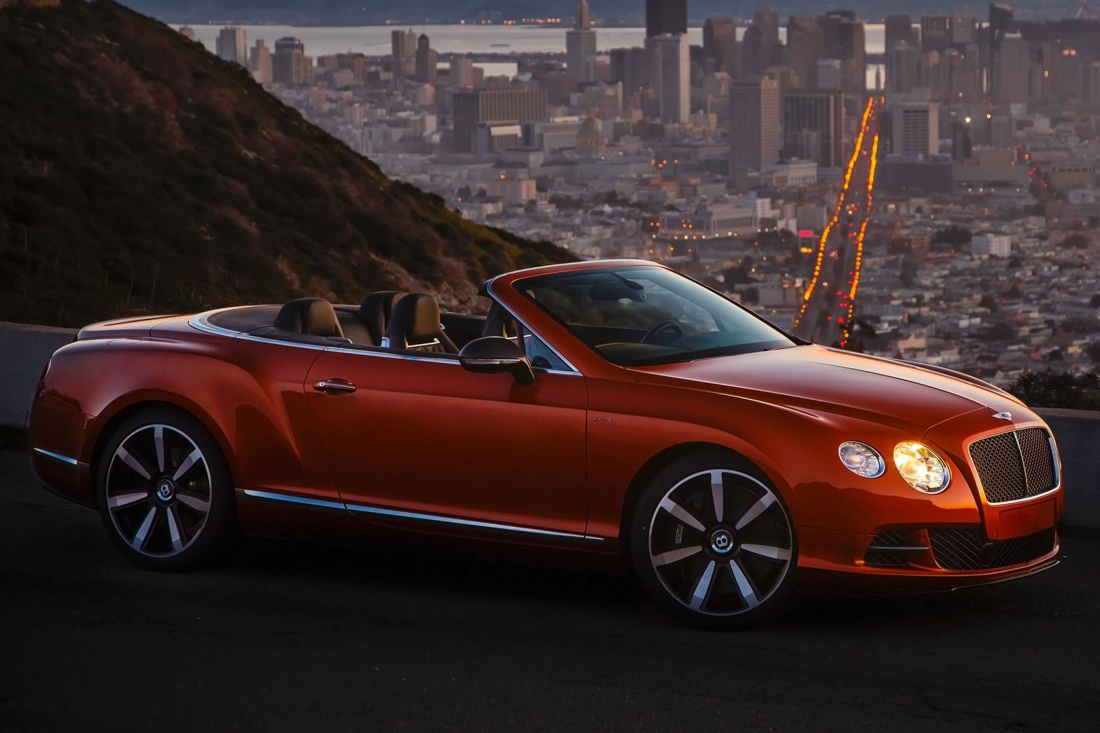 2014 Bentley Continental GT Speed Convertible photo - 1