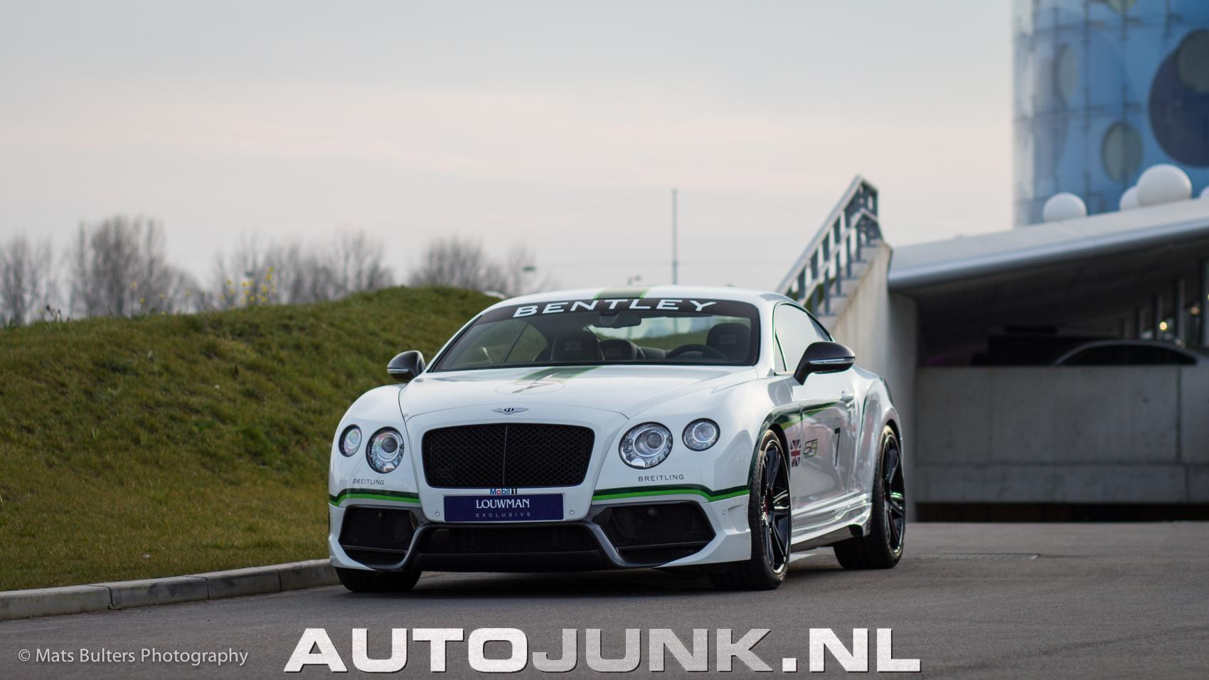 2014 Bentley Continental GT3 Racecar photo - 1