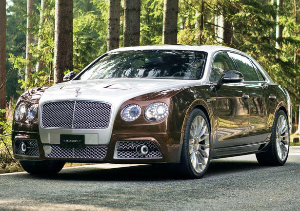 2014 Bentley Flying Spur photo - 2