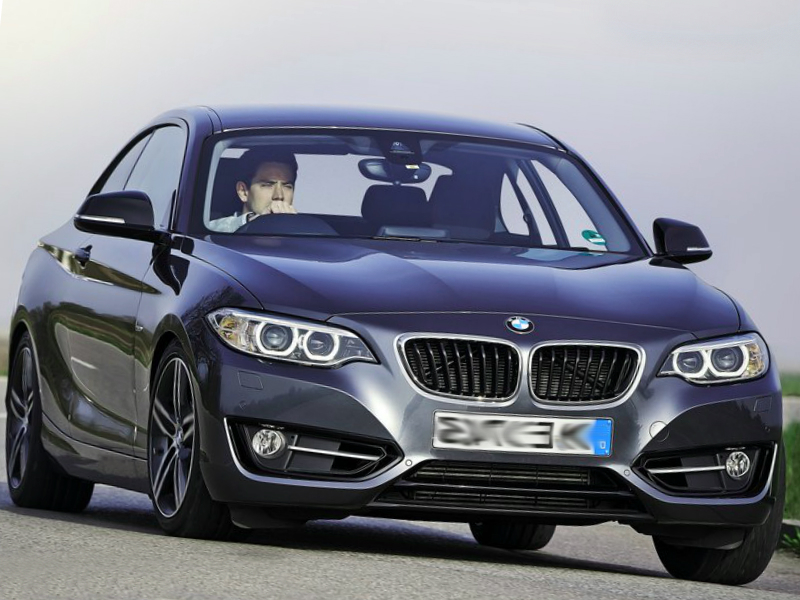 2014 BMW 2 Series Coupe photo - 1