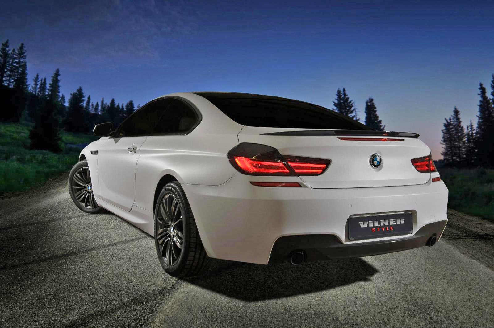 2014 BMW 2 Series Coupe with M Performance Parts photo - 2