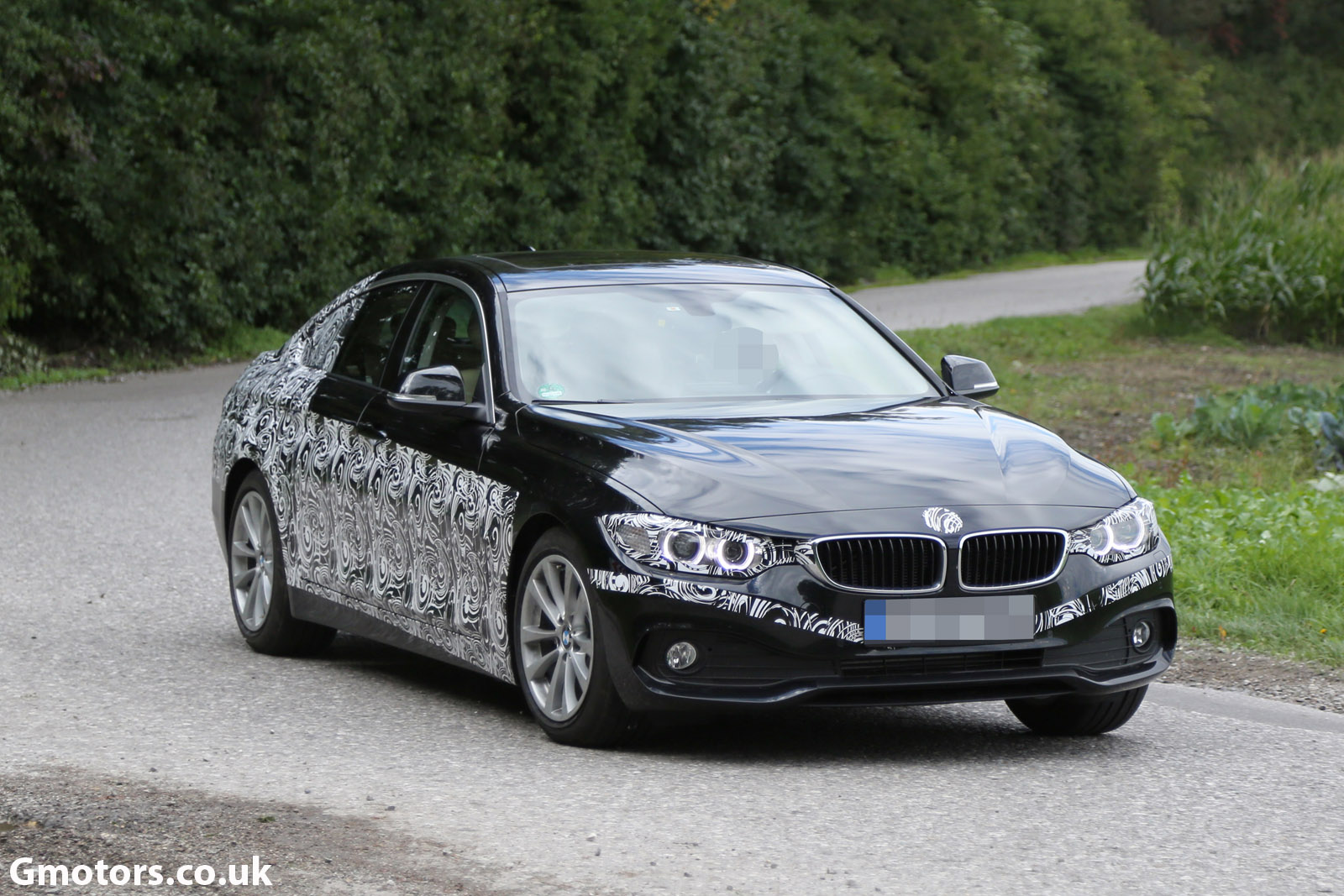 2014 BMW 4 Series Coupe photo - 3