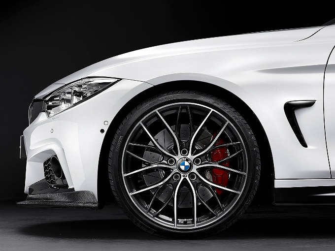 2014 BMW 4 Series Coupe M Performance Parts photo - 1