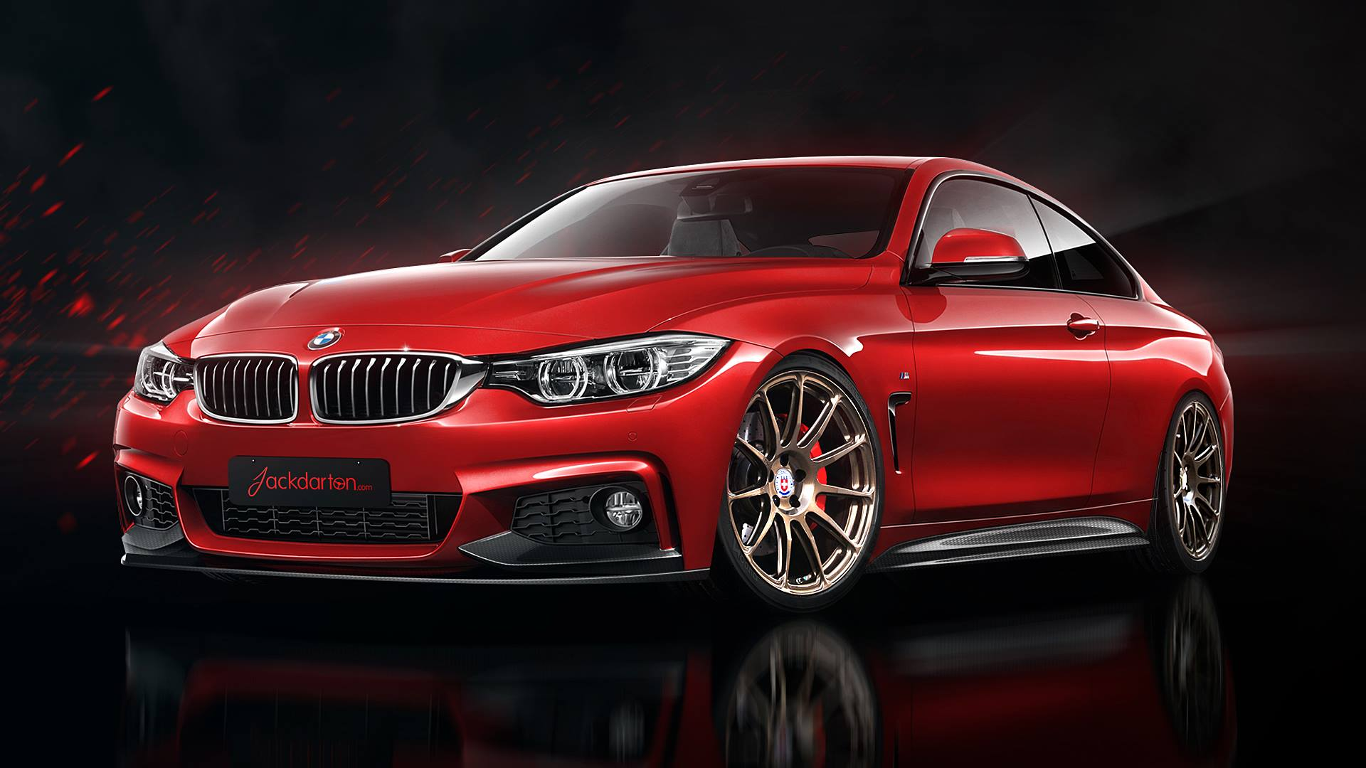 2014 BMW 4 Series Coupe M Performance Parts photo - 2