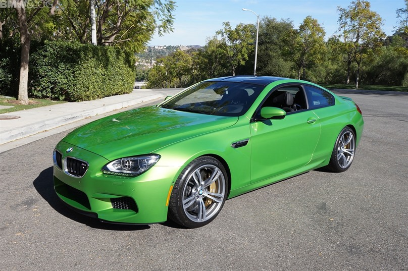 2014 BMW M6 Coupe Competition Package photo - 1