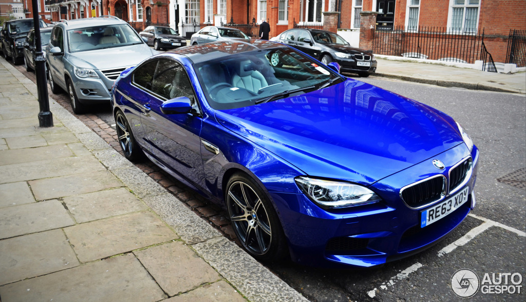 2014 BMW M6 Coupe Competition Package photo - 2