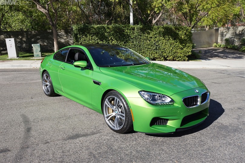 2014 BMW M6 Coupe Competition Package photo - 3