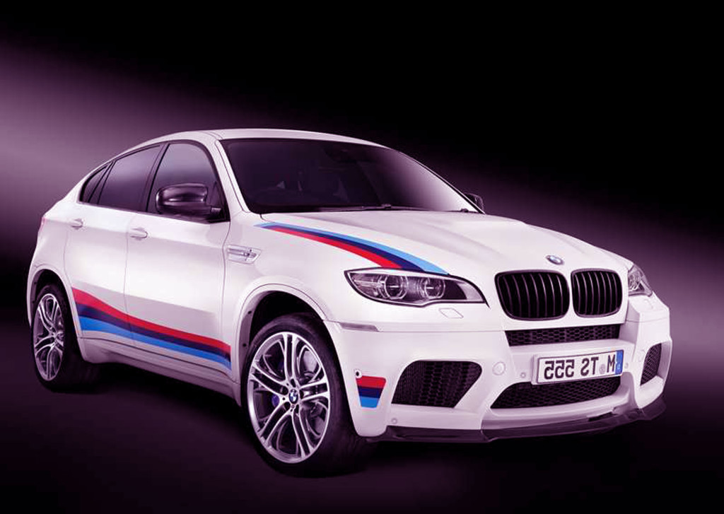 2014 BMW X6 M Design Edition photo - 2