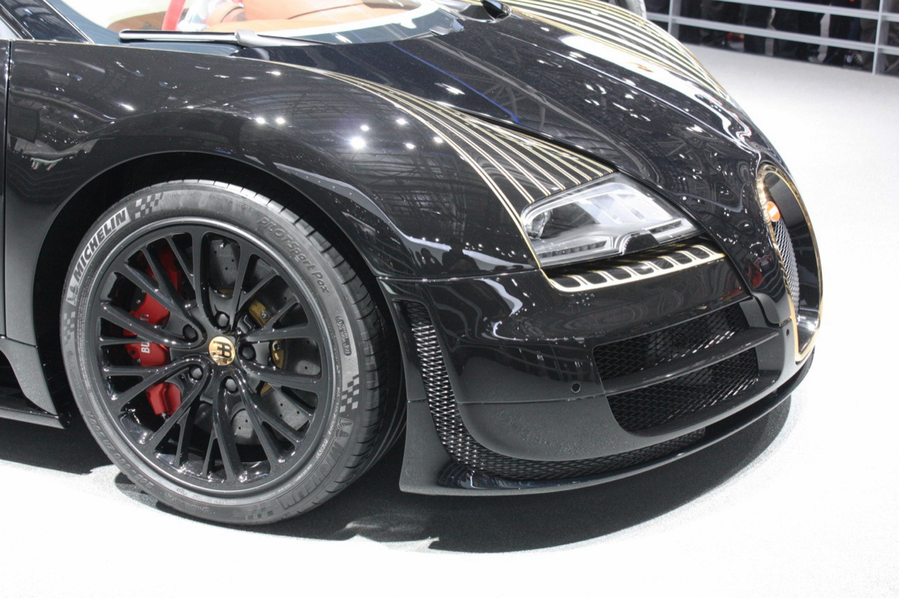 2014 Bugatti Veyron Black Bess photo - 3