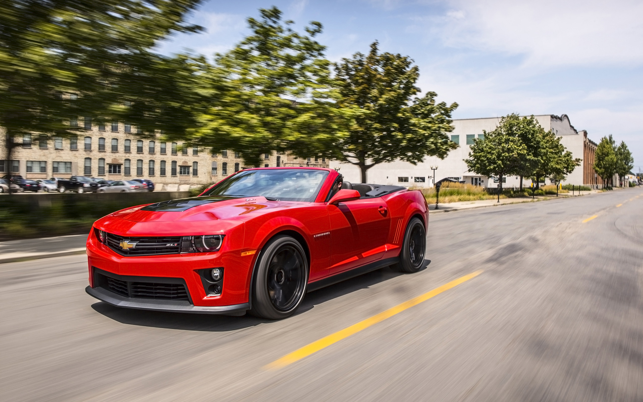 2014 Chevrolet Camaro Convertible photo - 3