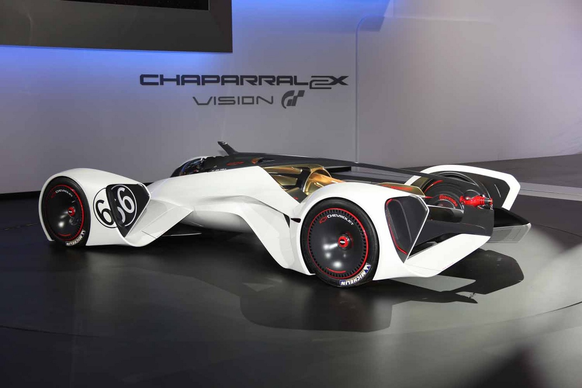 2014 Chevrolet Chaparral 2X VGT Concept photo - 3