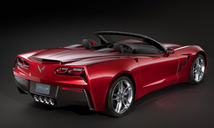 2014 Chevrolet Corvette C7 Stingray photo - 1