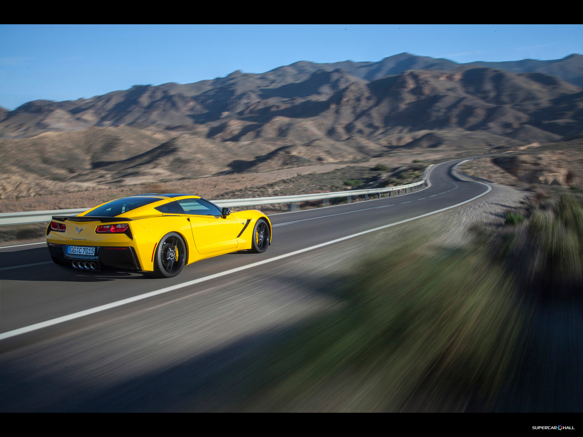 2014 Chevrolet Corvette Stingray EU Version photo - 1