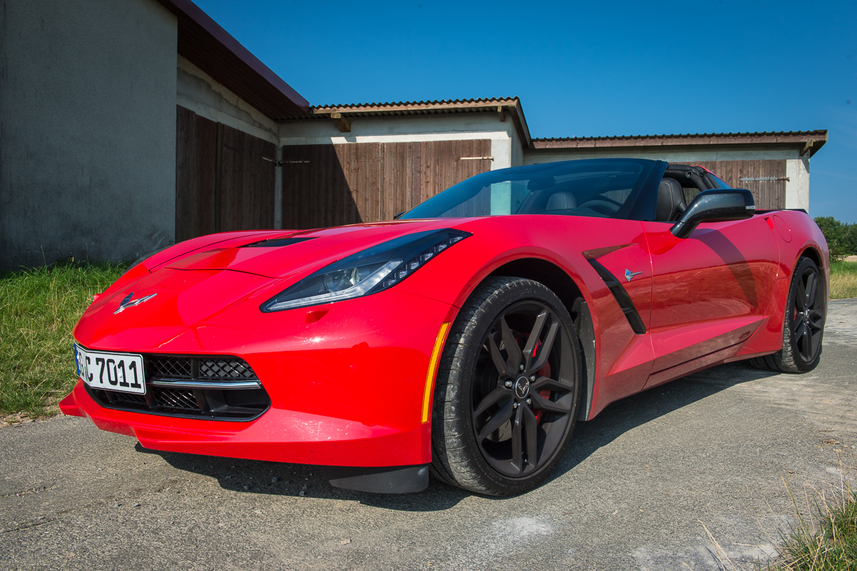 2014 Chevrolet Corvette Stingray EU Version photo - 2