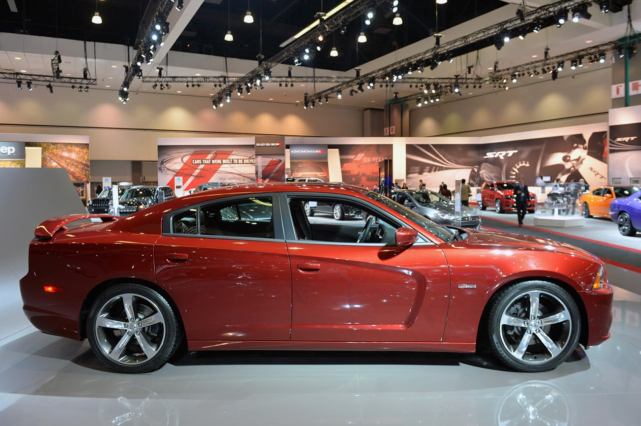 2014 Dodge Charger 100th Anniversary Edition photo - 1