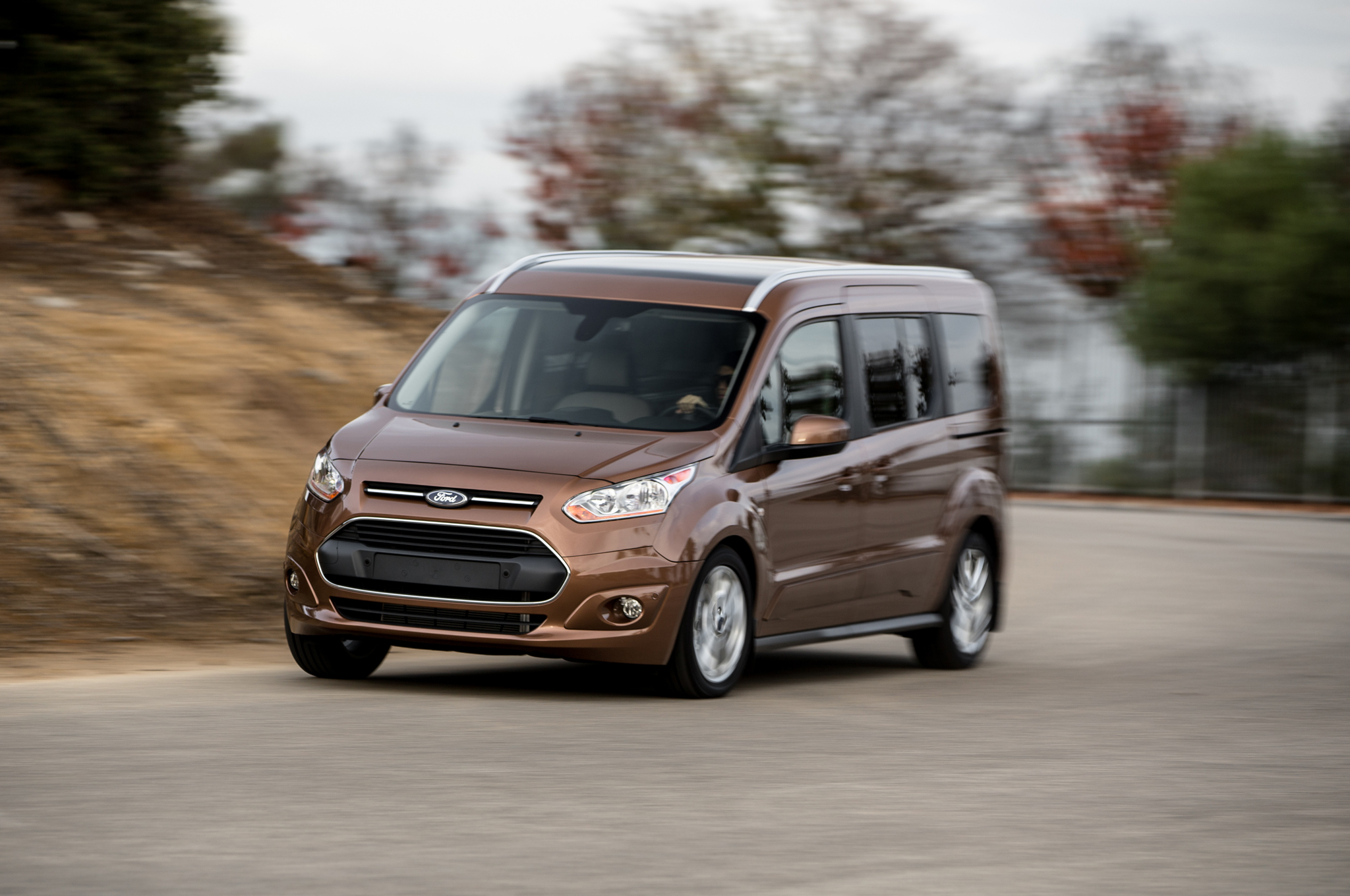 2014 Ford Transit Connect Wagon photo - 1